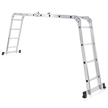 C de 07 Perfil de cantos de escaleras para escalones de /ángulo de escaleras/ /25/x 20/mm/ /enroscado/ /de aluminio anodizado: Oro