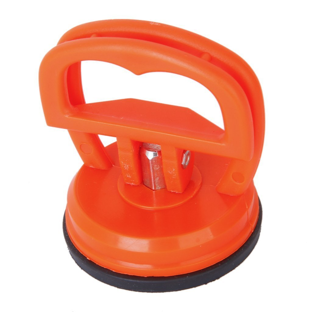 Red suction cup Dent puller Remover of glass car lift handle