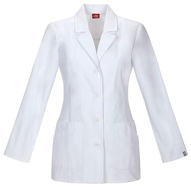 b135749997304 Amazon.com: Dickies EDS Signature Women's Princess Seam 29' Lab Coat:  Clothing