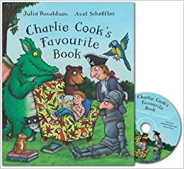 Charlie Cooks Favourite Book: Book and CD Pack Book & CD: Amazon ...