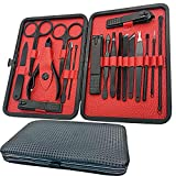 Manicure Set-18 in 1 Stainless Steel Nail Care