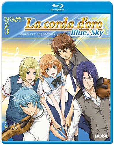 La Corda D'Oro - Blue Sky: Season 2 [Blu-ray]