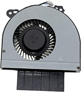 DREZUR CPU Cooling Fan Compatible for Dell Latitude E6520 Sereis Laptop Cooler GT9XP 0GT9XP
