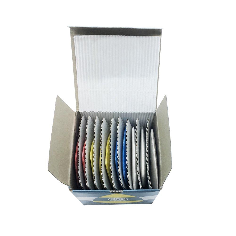 maggift裁縫、三角形のチョーク裁縫10パック   B077397L99