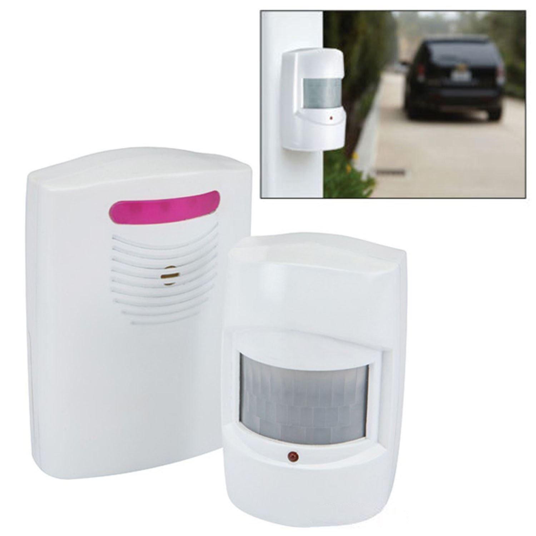 Sistema de Alarma inalámbrica para Proteger el hogar y el ...