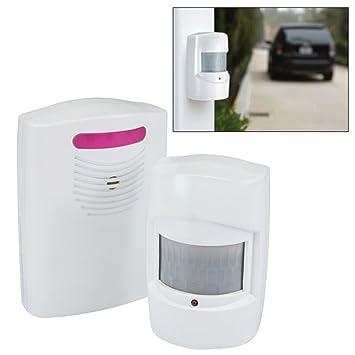 Sistema de Alarma inalámbrica para Proteger el hogar y el cobertizo: Amazon.es: Hogar