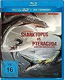 Sharktopus vs Pteracuda - Kampf der Urzeitgiganten  (inkl. 2D-Version) [3D Blu-ray]