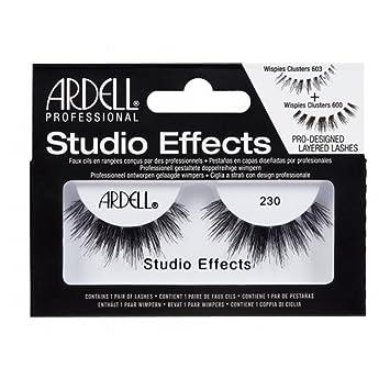 b26f73e3b1b Amazon.com : Ardell Studio Effects Strip Lashes 230 : Beauty