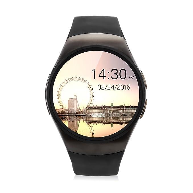 Excelvan - KW18 Smart Watch 4 G Micro SIM tarjeta Medidor de ...
