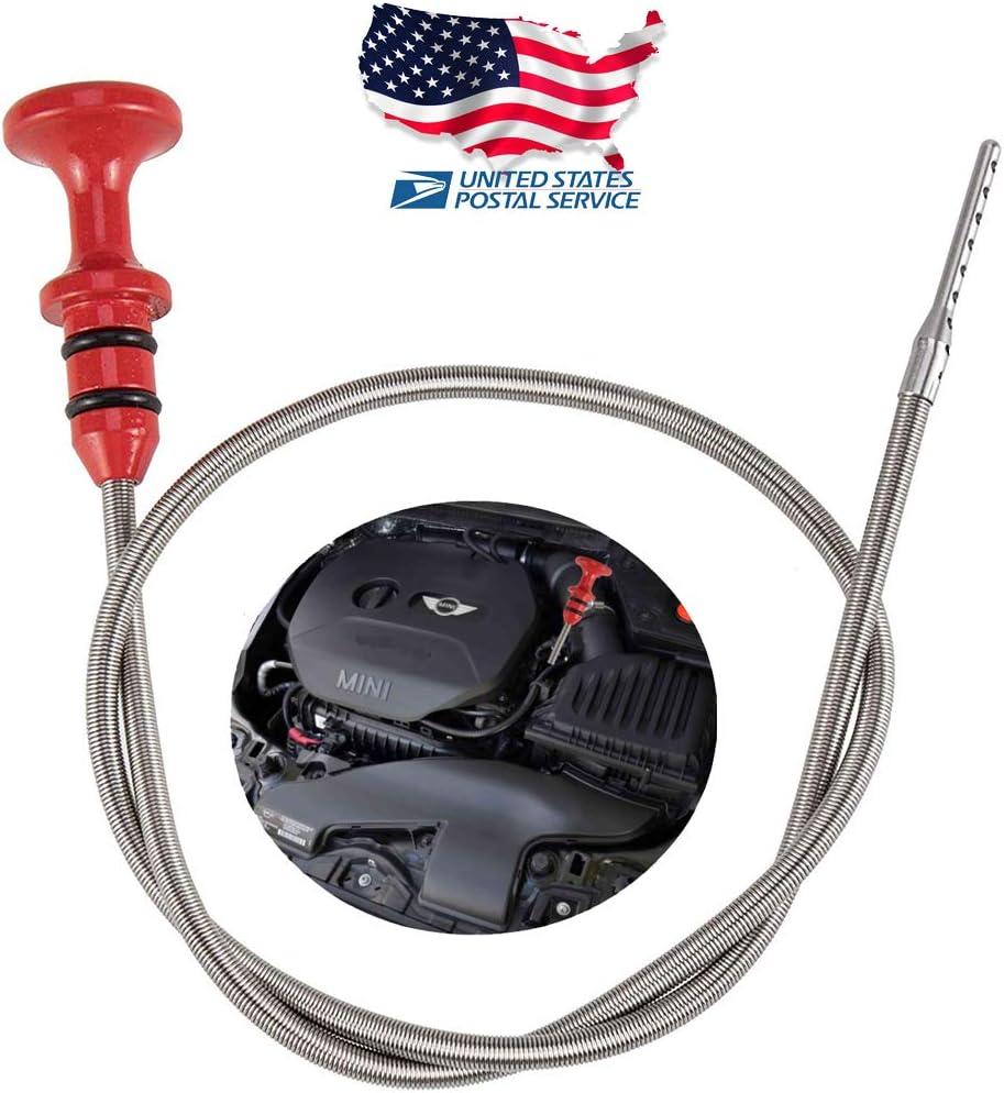 Engine Oil Dipstick for Mini Cooper S R52 R53 R57 JCW GP 1.6L 2002-2008 Upgrade