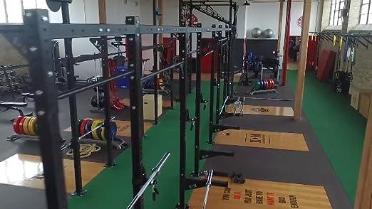 Amazon.com: Gorila gimnasio para suelos de goma rollos 4