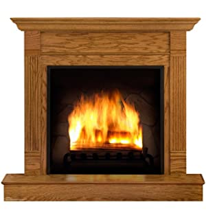 Fireplace   Advanced Graphics Life Size Cardboard Standup Part 40