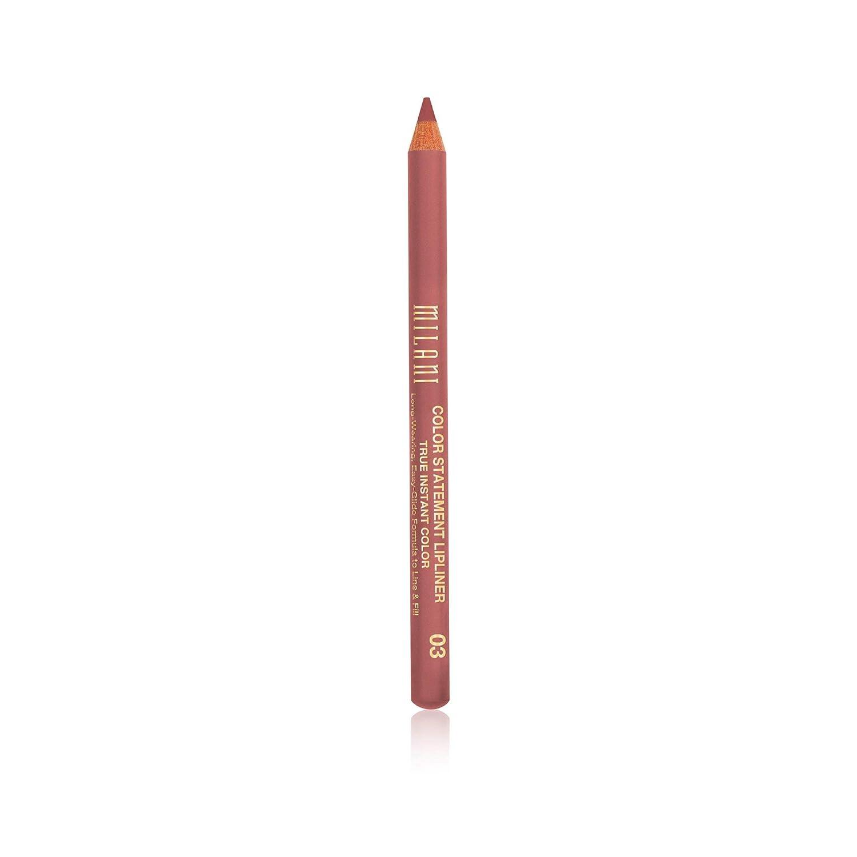 Milani Color Statement Lipliner - Nude (0.04 Ounce) Cruelty-Free Lip Pencil to Define, Shape & Fill Lips