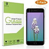 iPhone 6 6s 7 8 Screen Protector-MORNTTE [2 Pack] 3D Touch Compatible, Case friendly, Bubble-Free, Protective Screen Protector Tempered Glass for Apple iPhone 6 6s 7 8 (4.7 inch)