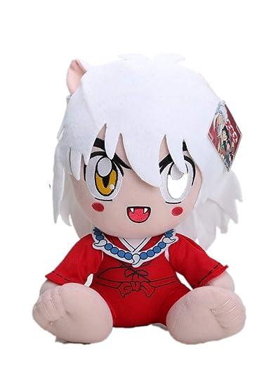 Amazon.com: Muñeca de peluche de 11.8 in con dibujos ...