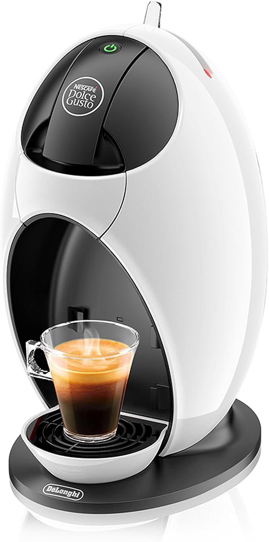 DeLonghi Dolce Gusto Jovia EDG250.W - Cafetera de cápsulas, 15 bares de presión, color blanco: Amazon.es: Hogar