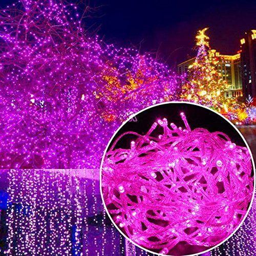 Pink Led Fairy Lights - 4