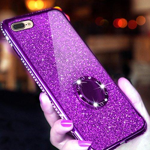 Female Style Mount - WATACHE Case for iPhone 8 Plus/7 Plus 5.5