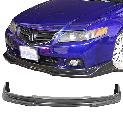Amazoncom Front Bumper Lip Fits Acura TSX P Style - 2018 acura tsx front lip