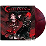 Castlevania-Netflix Original Series Exclusive Red and Black Starburst Vinyl