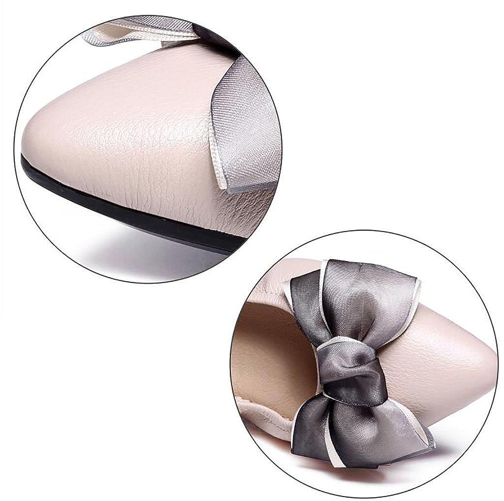 FAFZ Komfort Damenschuhe, Bow Komfort FAFZ Wohnungen, Pumps, Damenschuhe, Casual Wohnungen B c053c9