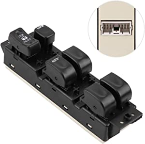 Premium Power Window Control Switch for 1998-2002 Honda Passport 2002-2004 Isuzu Axiom 1998-2004 Isuzu Rodeo OE:897135-9271 8971359271 Front Left Driver Side Window Switch Comes with a Removal Tool