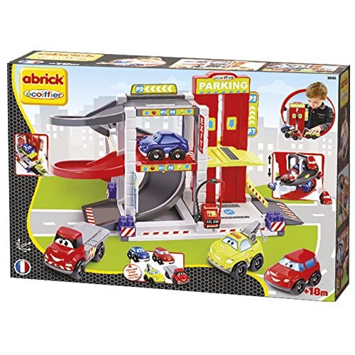 Jouets City 3043 Garage Ecoiffier Abrick6egul0906011 tsrdChQ