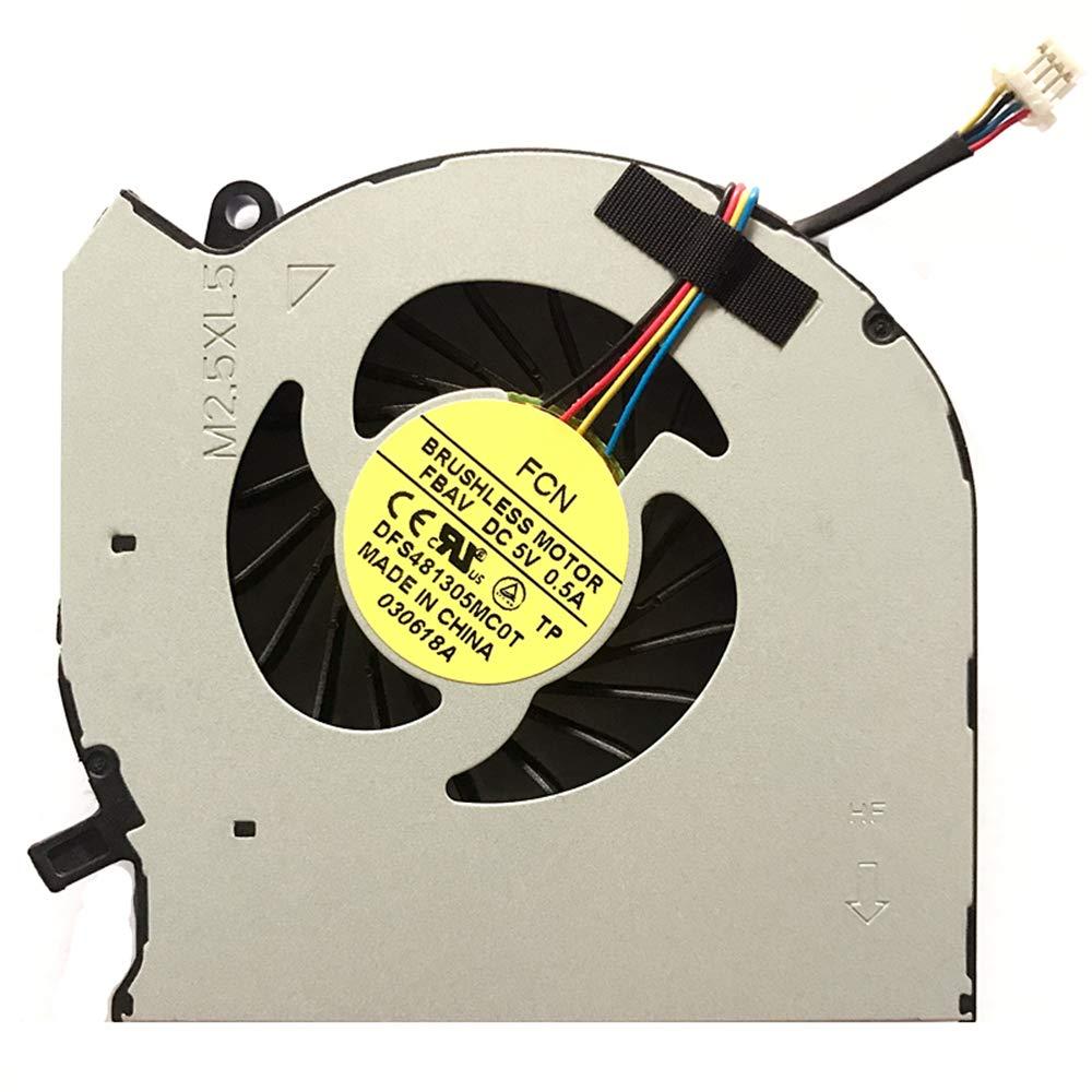 Cooling CPU Fan for HP Envy dv6-7000 dv7-7000 Series DV6T-7000 dv7t-7200 dv7t-7300 dv7-7212nr dv7-7223cl dv7-7227cl dv7-7230us dv7-7233nr dv7-7234nr dv7-7238nr dv7-7240us dv7-7243nr Cooler