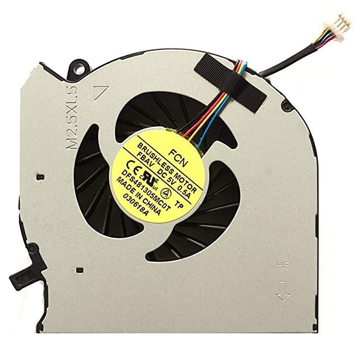 Top 7 Hp Envy Dv6t7200 Notebook Fan