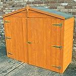HIGHWOOD-Overlap-Bike-Store-Honey-Brown-85x213x158-cm
