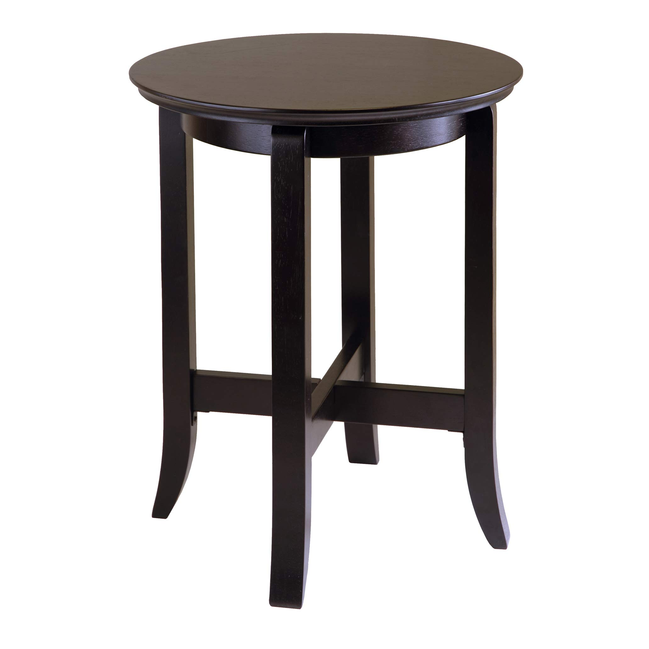 Winsome Wood 92019 Toby Occasional Table, Espresso by Winsome Wood