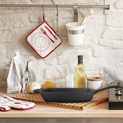 Westinghouse Wfl75 Grill Pan 10 5 Quot Black The Home