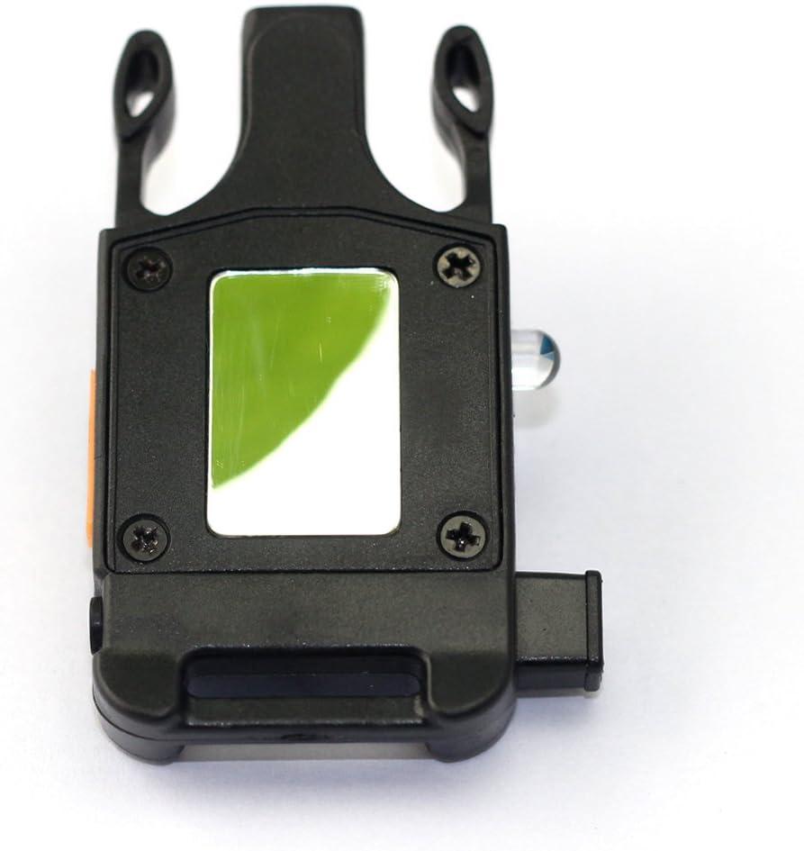 UV-Licht und Kompass GITVIENAR Multifunktions Survival Bracelets Paracord Armband wiederaufladbare Outdoor Emergency Armband mit Taschenlampe