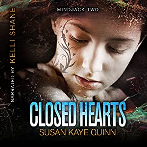 Closed Hearts: (Book Two in the Mindjack Trilogy) Hörbuch