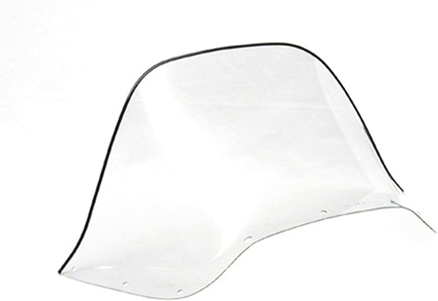 High 12.5in Windshield - Smoke For 1997 Ski-Doo Formula Deluxe 500 Snowmobile