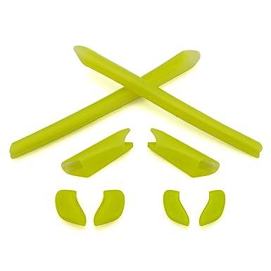 Revant MaxGrip® Kit manchon/support de nez pour Oakley Half Jacket - Black hMFVqy