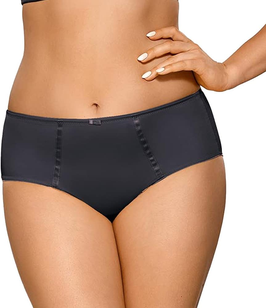 Nipplex Ann Grf Fig Women S Anna Grey Knickers Panty Full Brief Small At Amazon Women S Clothing Store