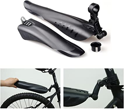 Bike Bicycle Mudguards Mountain Mtb Cycling Fender Front /& Rear Mud Guard SL
