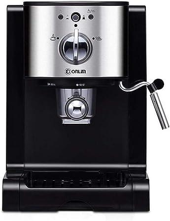 Bureze Donlim DL-KF500 - Cafetera semiautomática para café Barista: Amazon.es: Hogar