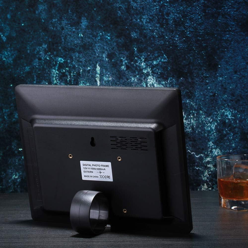 10 inch Digital Photo Frame HD LED Picture Videos Frame,MP3//Calendar//Clock//E-book