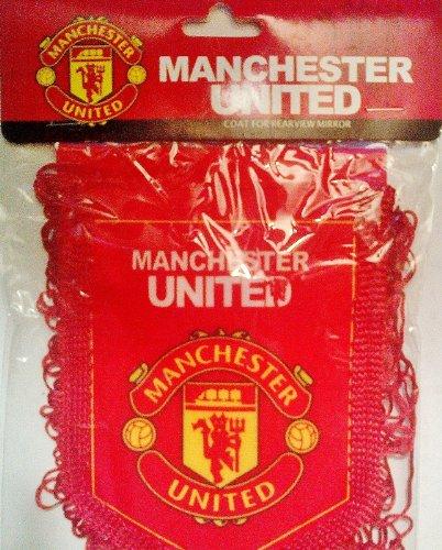 Manchester United Fc Badge Logo Football Soccer Pennant Banner