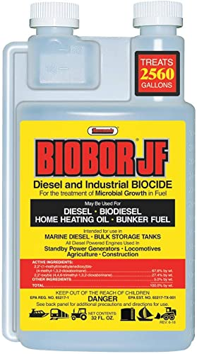 Biobor JF Diesel Biocide and Lubricity Additive