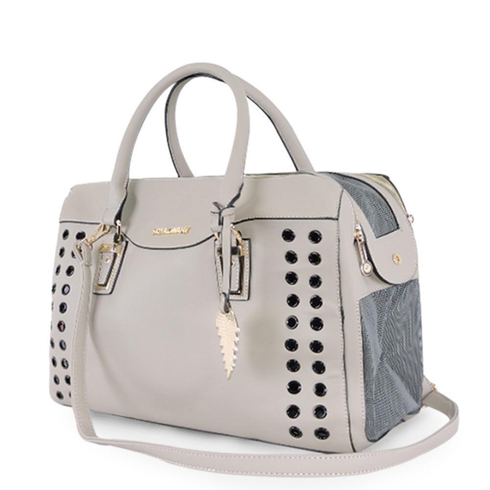 Dixinla Pet Carrier Backpack Portable breathable single Shoulder bag folding