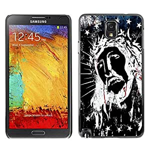 Dragon Case - FOR Samsung Note 3 N9000 - think of herin your heart - Caja protectora de pl??stico duro de la cubierta Dise?¡Ào Slim Fit