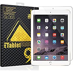 """iPad Pro 10.5 inch Screen Protector,Scratch Resistant Shatter Proof Tempered Glass Screen Protector for Apple iPad Pro 10.5"""" 2017 with Camera Hole"""