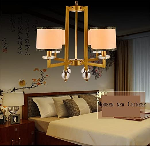 Il nuovo Lampadario moderno cinese soggiorno lobby Club Hotel ferro ...