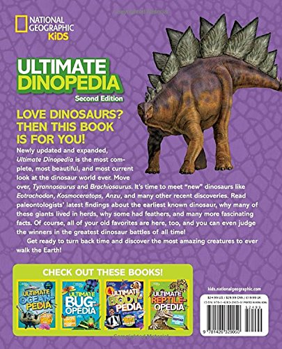 National Geographic Kids Ultimate Dinopedia, Second Edition by Penguin Random House (Image #2)