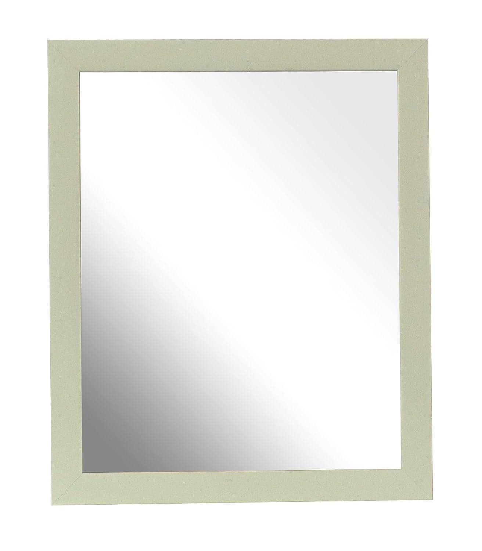 Inov8, Specchio con cornice, 29,7 x 21 cm, 1 pz, Giallo (Gelb) MFVS-CAYE-A4
