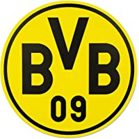 Borussia Dortmund BVB-musmatta (rund)