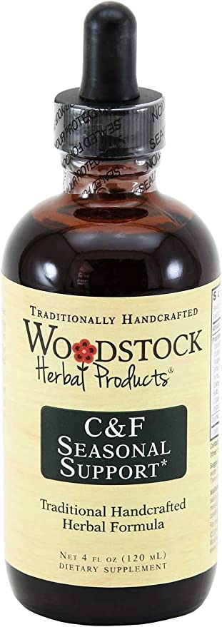 Woodstock Herbal Products C&F Seasonal Support